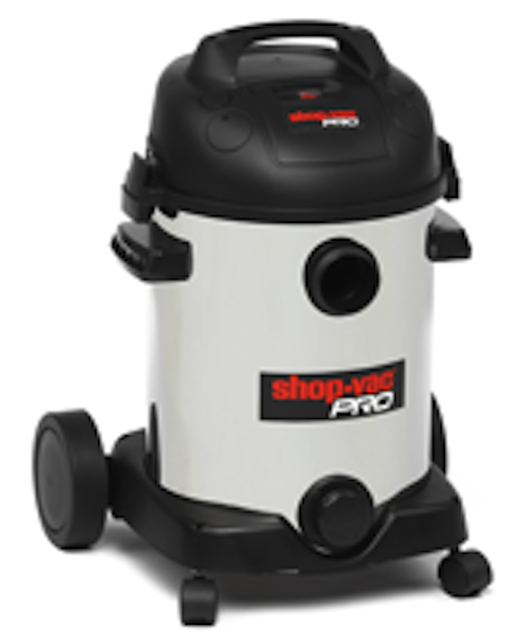 SHOP VAC PRO25 9273251 1800 Watt 25 Litre Wet And Dry Commercial Vacuum Cleaner With Blower