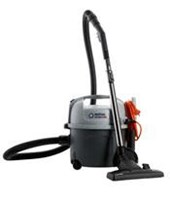 Nilfisk VP300 HEPA Commercial Vacuum Cleaner perfect for offices, hotel rooms, retail stores