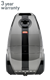 VAX VBGSP1850 Silentium Plus HEPA Vacuum Cleaner with 3 YEAR WARRANTY. Powerful and reliable and now only $299