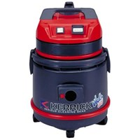 KERRICK ROKY VH115R WET AND DRY 29 LITRE COMMERCIAL VACUUM CLEANER with powerhead option , MADE IN ITALY and ideally suited for mobile car detailing, contract cleaners and automotive industry **FREE DELIVERY**