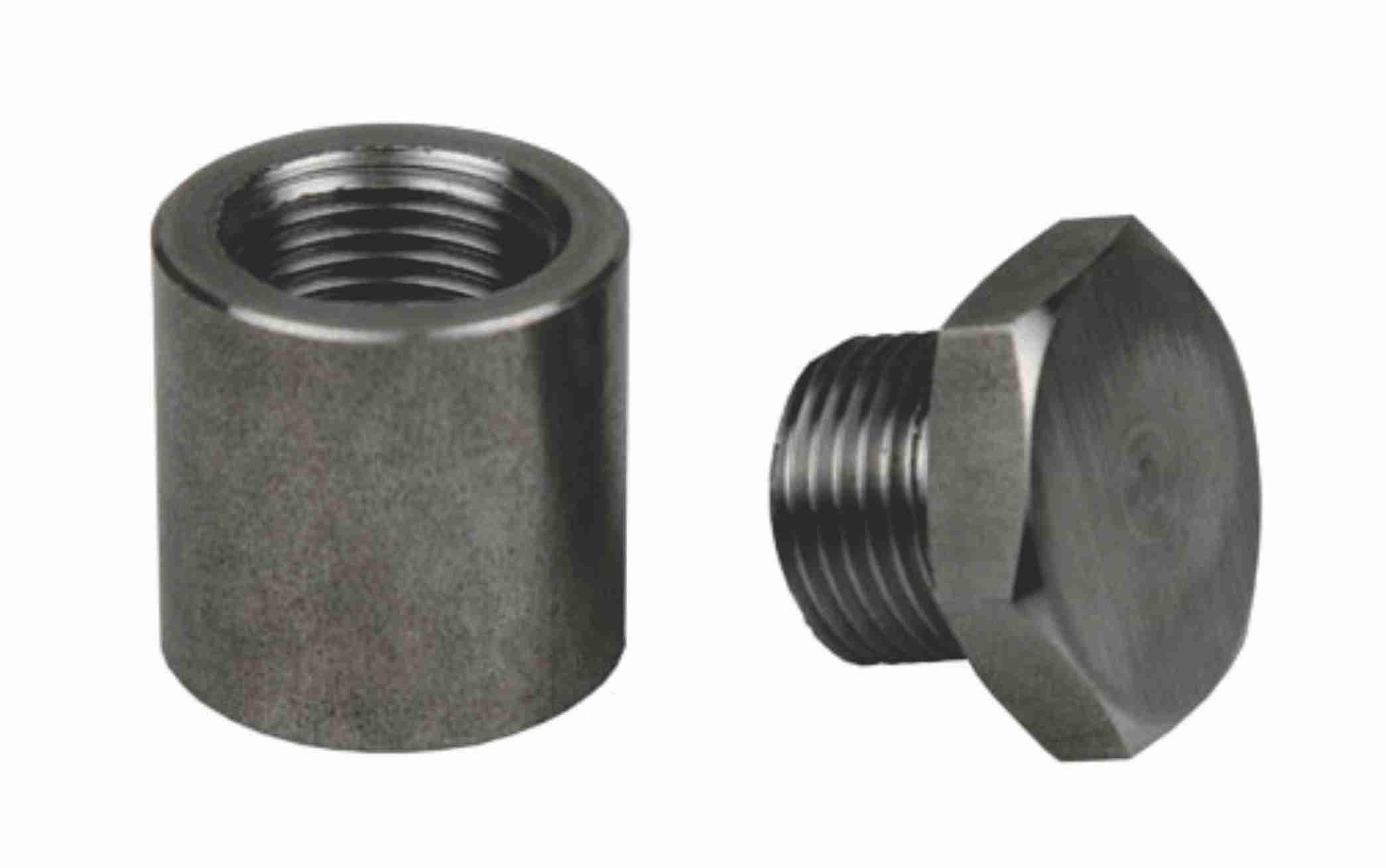 Extended Bung & Plug (1 inch) Mild Steel 3764
