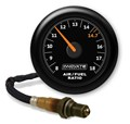 MTX-L: MTX Series Analogue Air/Fuel Ratio Gauge Kit 8ft 3855 LSU4.9