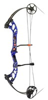 2017 PSE Stinger X 40# Purple Stiletto RH Compound Bow
