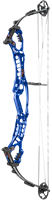 "Hoyt Podium X Elite 40 GTX Cobalt Blue 50-60# 27.5-30.5"" RH"
