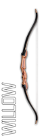 Martin Willow Recurve Bow