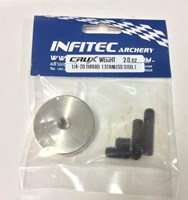 Infitec Archery Crux Weight 2.0 oz