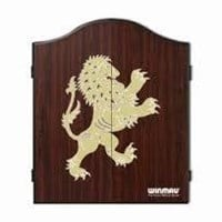 Winmau Classic Cabinet Rosewood Lion