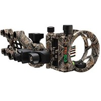 TRUGLO Carbon Hybrid 5 pin Micro adjustment camo