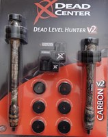 "Dead Center Dead Level Hunter V2 - 10"" and 8"" Mossy Oak"