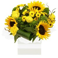 Bright Yellows, Arrangements From $65