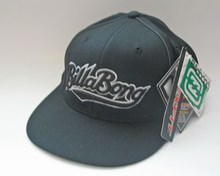Billabong Roller Cap: Black: Sz L-XL