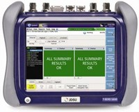 RENTAL: MTS-5800 10/100/1000 & 10GE ethernet network tester