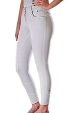 My LeMieux Engage Breeches White/Grey