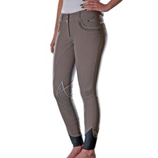 My LeMieux Bascule Breeches Pewter/Grey