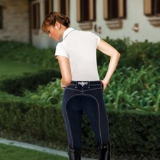 Romfh® International Denim Full Seat Breech
