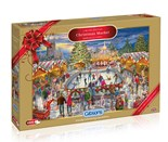 NEW IN..Christmas Market - Jigsaw Puzzle (1000 pieces)