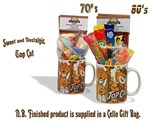 NEW IN Top Cat Mug with/without a Tip Top Selection of 70's or 80's Sweets