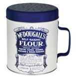 NEW IN.. McDougall's Flour Shaker Tin