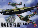 Battle of Britain Memorial Flight (Airfix) - A3 Sign