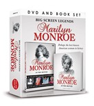 NEW IN.. Marilyn Monroe DVD and Book Set