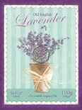Lavender Soap - A5 Metal Wall Sign