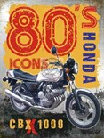Honda CBX 1000 - Metal Wall Sign (2 sizes)