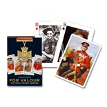 For Valour - Victoria Cross Hero's Playing Cards