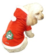 Christmas Snoopy Dog Coat