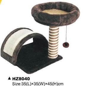 Modern Cat Scratcher by Coco & Pud