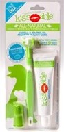 KissAble Toothbrush & Toothpaste Combo