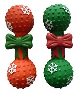 Christmas Dog Toy (Bumpbell)