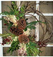 Wreath Workshop-DECEMBER 17, 2017