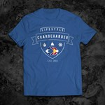 Men's CO Flag Badge T-Shirt