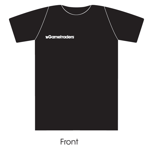 Unisex Gametraders Staff Tshirt