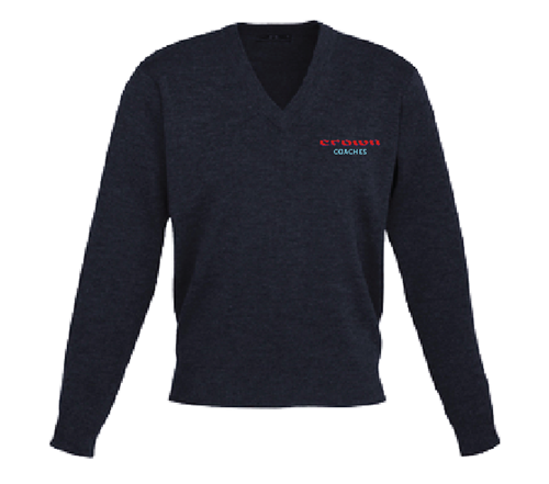 MALE & FEMALE KNITTED PULLOVER