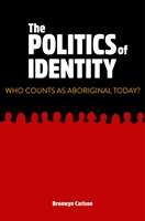 Politics of identity, The: who counts as Aboriginal today?
