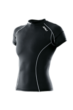 2XU Short Sleeve Compression Top Womens