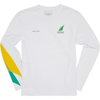 Nautica Men's Official Australian Sailing Team Long Sleeve T-Shirt