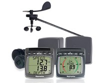 Raymarine Wireless Speed and Depth System with Triducer T104-916