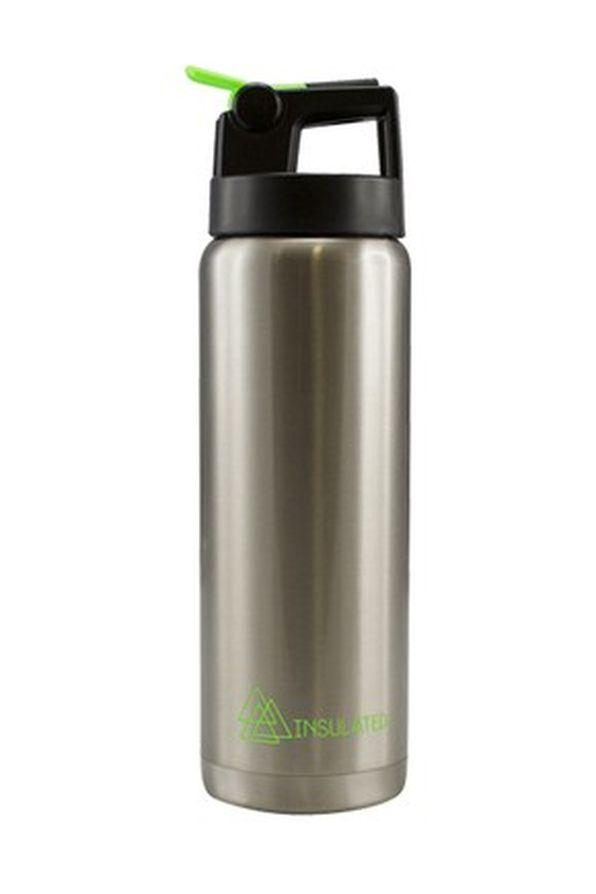 Cheeki 600 Ml Silver Sports Insulated Stainless Steel