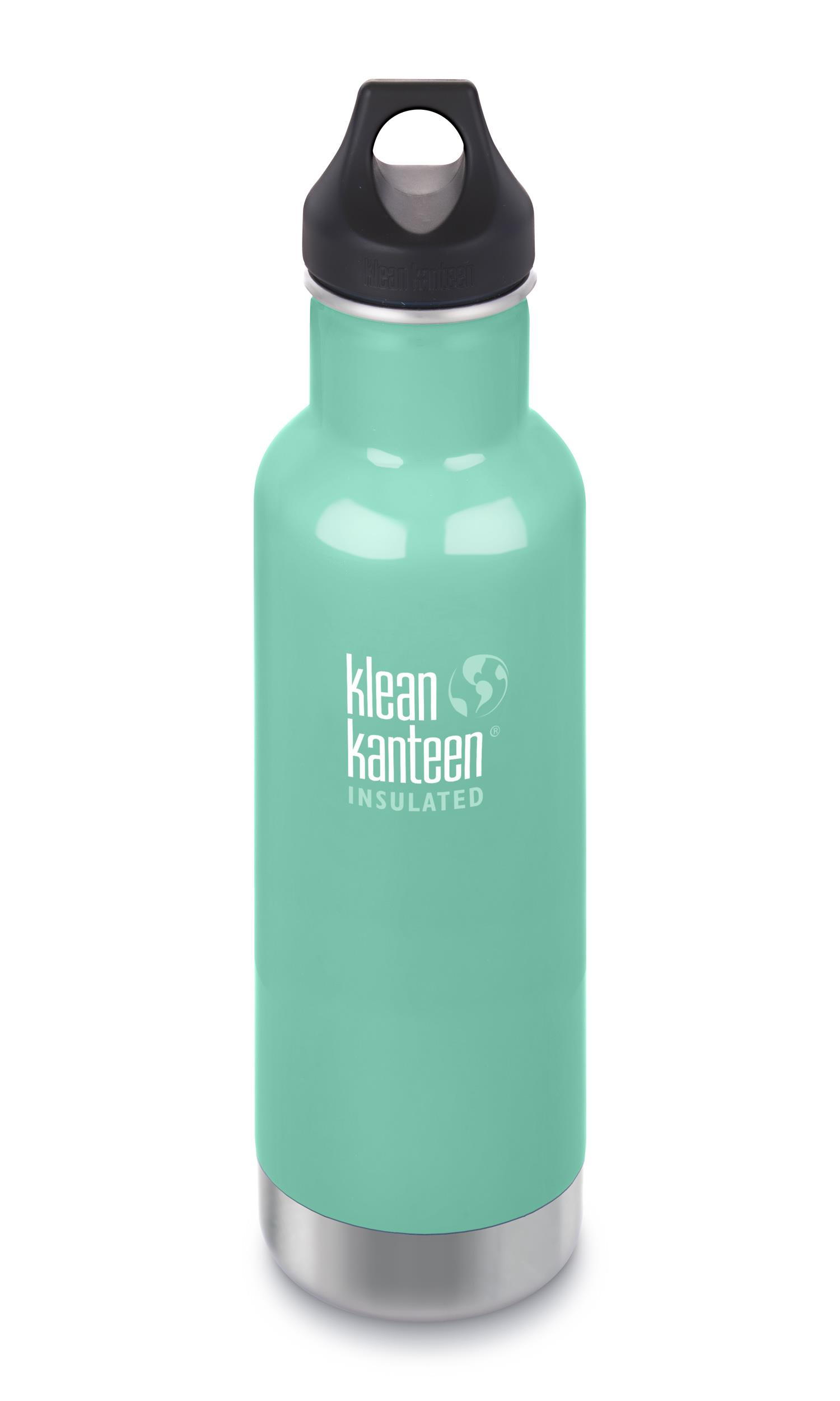Klean Kanteen 20 Oz 592 Ml Insulated Classic Stainless