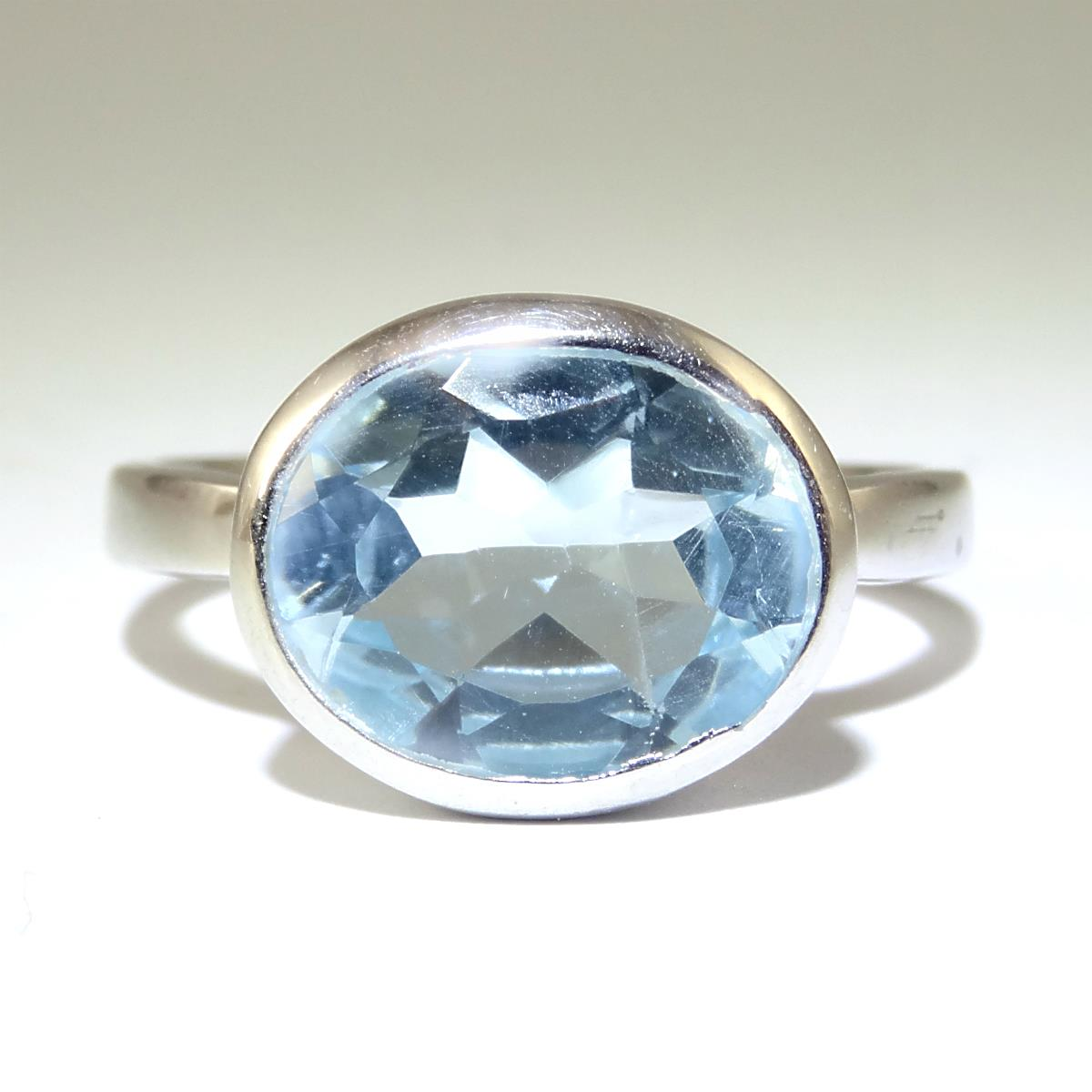 the silver oval gemstone ring heavenly necklaces faux