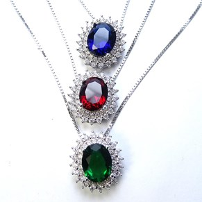 The Cluster Pendants