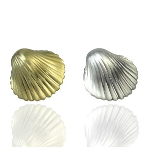 Shell Clip-on Earrings