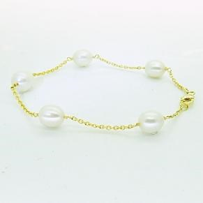 The Pearls By The Metre Bracelet