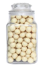 White Chocolate Coated Raspberries - 175g