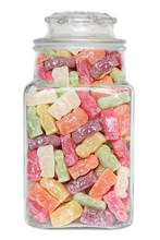Dusted Jelly Babies - 175g