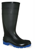 PVC 400mm Steel Toe Boot
