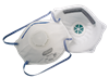 P2 Valve Disposable Dust Masks - Box 10