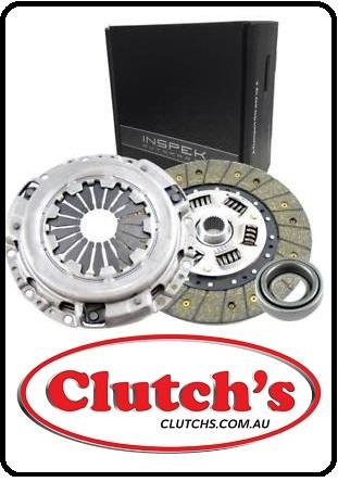 R0350N R350 R350N CLUTCH KIT PBR Ci HOLDEN Commodore - 6 Cylinder VL, 3 0  Ltr - 86-88 NISSAN 240Z, 260Z, 280ZX, 300ZX, 350Z 300ZX CLUTCH INDUSTRIES